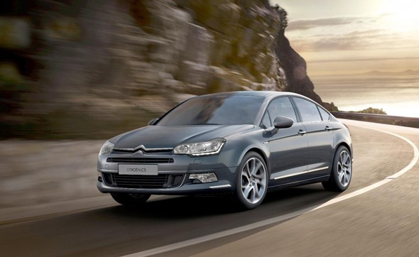 5. Citroen C5 and C5 Tourer:1.29 days