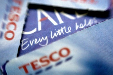 Tesco logos