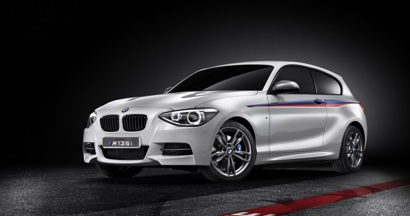 BMW M135i M Performance 5dr