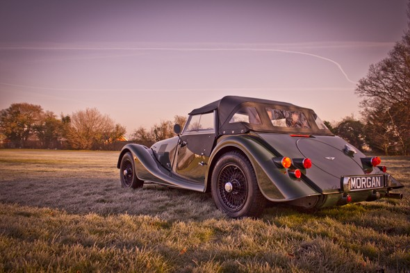 Morgan 4/4 1600 Tourer Sport