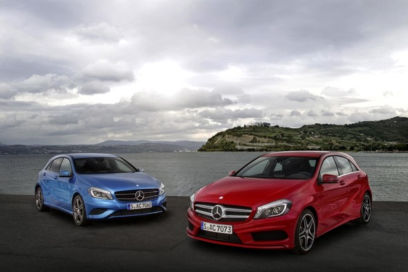 Mercedes A-Class A180 CDI BlueEFFICIENCY AMG Sport