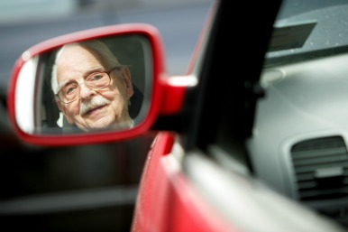 Elderly driver