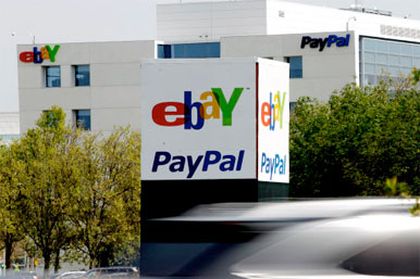 office of eBay and Paypal