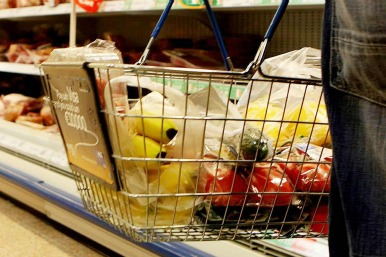 Shopping basket`