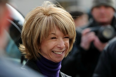 Helen Worth who plays Gail McIntyre
