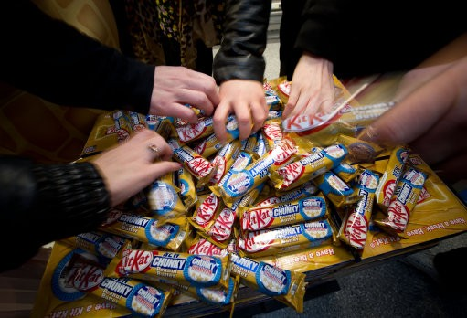 Yorkie's TV revival boosts Nestle