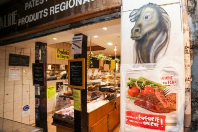 horsemeat butcher