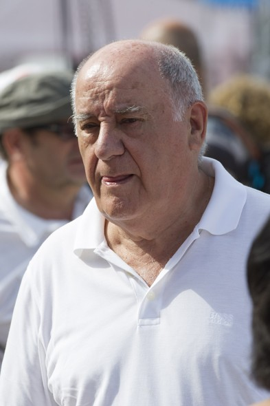 3. Amancio Ortega: $57 billion