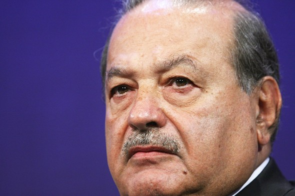 1. Carlos Slim Helu & family: $73 billion