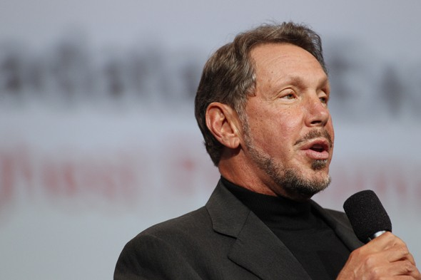 5. Larry Ellison: $43 billion