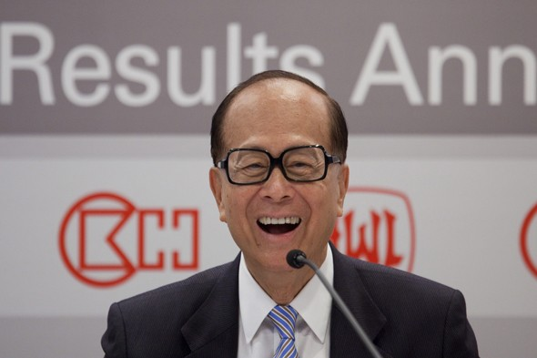 8. Li Ka-Shing: $31 billion