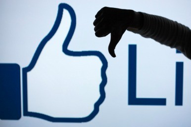 Facebook Like (and dislike)