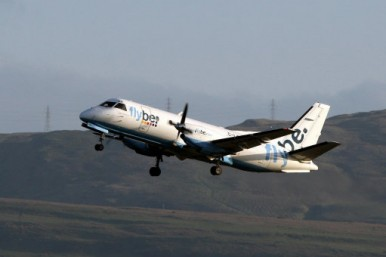Flybe quits Gatwick Airport flights