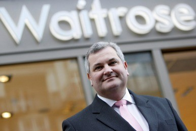Waitrose introduces 'welcome desks'