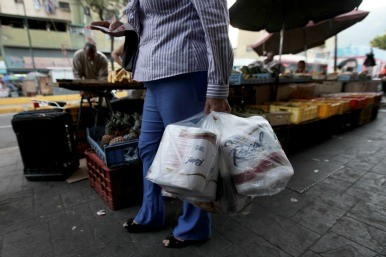 Toilet paper supplies wiped out in Venezuela