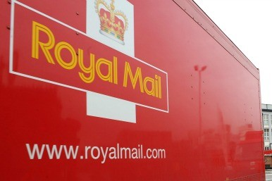 Royal Mail driver jailed for stealing parcels