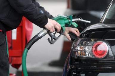 Lower fuel prices push up sales