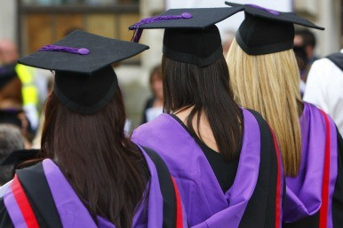 Degree class 'matters for salary'