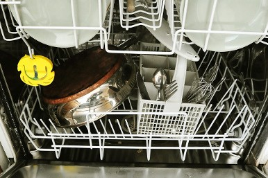 How your dishwasher can cut the cost of cooking aol uk money for Cooking fish in dishwasher