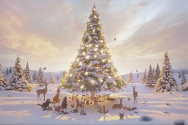 John Lewis Reveals Festive Campaign Aol Uk Money