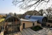 Pig farm transformed into stunning home