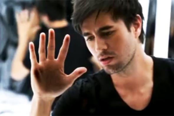 Enrique Iglesias has released the music video for his latest single
