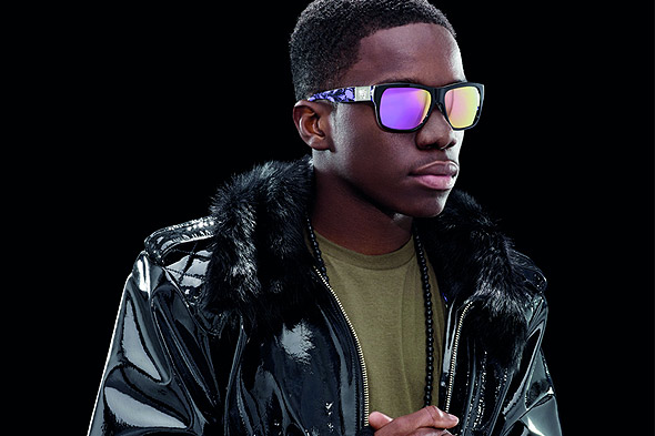 Fresh from releasing grime epic 'Game Over', Tinchy Stryder talks to AOL