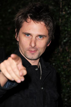 muse lead singer name
