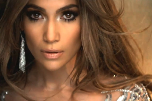jennifer lopez on the floor hair colour. Jennifer Lopez premiered the