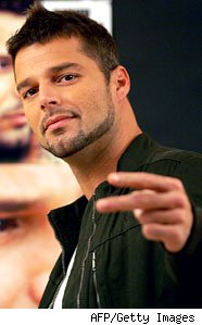Ricky Martin - Credit: APF/Getty Images