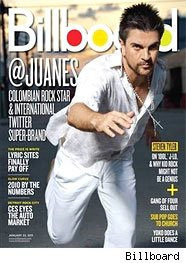 Juanes - Credit: Billboard