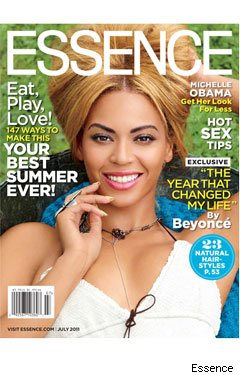 Beyoncé - Credit: Essence