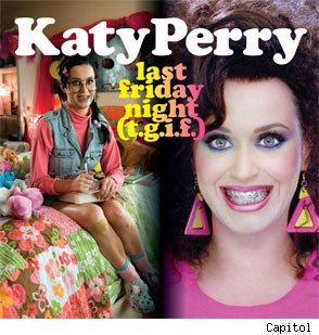 Katy Perry - Credit: Capitol