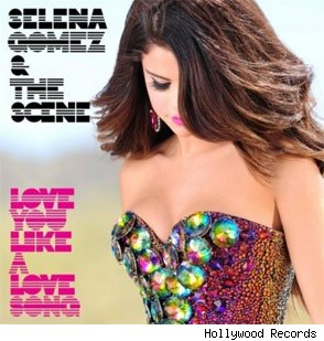 Selena Gomez Pinata on Selena Gomez   The Scene   Credit  Hollywood Records