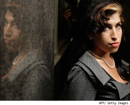 Amy Winehouse - Credit: AFP/Getty Images