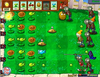Mac Monday: Plants vs. Zombies