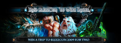 Yet another BlizzCon 2009 trip contest announced