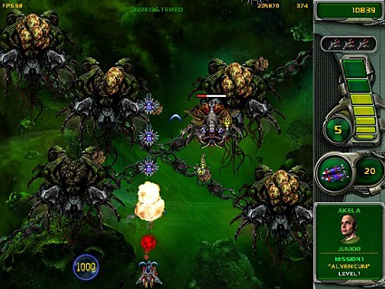 Star Defender 4 Shooting Game Full Free PC Download ~ Run4Games