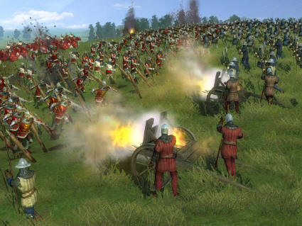 History: Great Battles Medieval debuts via online download