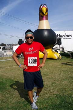 turkey trot race