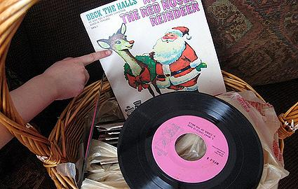christmas record