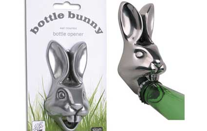 bunny bottle opener