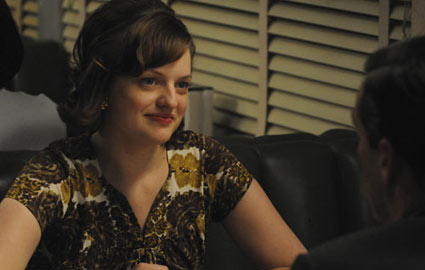 Mad Men's Peggy Olsen