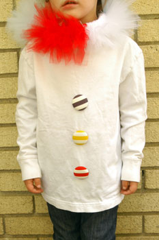 diy clown costume