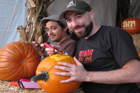 pumpkin carvers