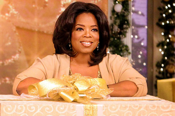 Is Oprah overdoing it with her Favorite Things?