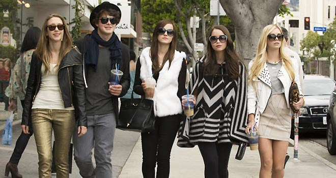 'The Bling Ring': Living Vicariously Through Movie Characters