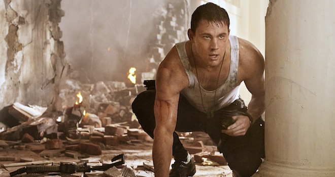 channing tatun white house down White House Down Family Review: 5 Things Every Parent Should Know About Channing Tatums Action Flick