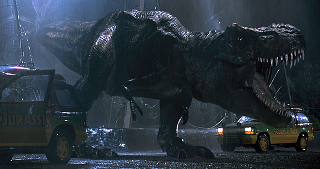 jpark4 Jurassic Park 4 Plot Speculation: The Theme Park Opens?