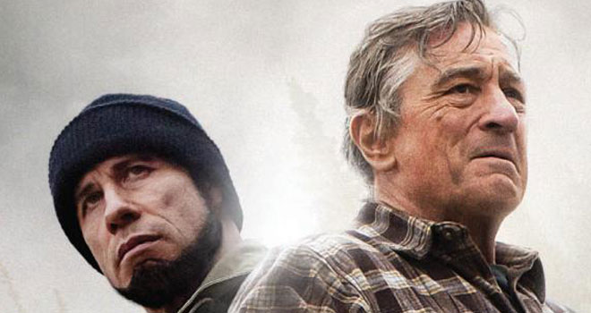 killingseason Killing Season Trailer: John Travolta Hunts Robert De Niro